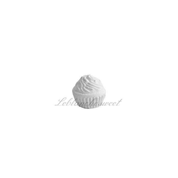 Cupcake mignon,gesso profumato