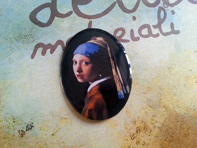 """Cabochon """"Ragazza col turbante"""""""