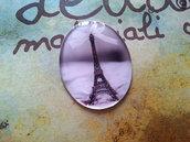 """Cabochon """"Torre Eiffel"""""""
