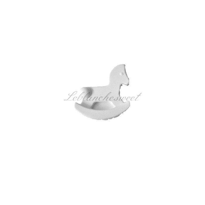 Toys cavallo dondolo,gesso profumato