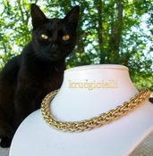 COLLIER IN CHAINMAILLE