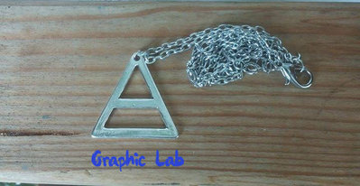 30 Seconds To Mars Triad Collana