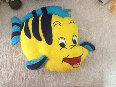cuscino pesciolino di Ariel