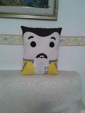 Introvabile cuscino Freddy mercury queen