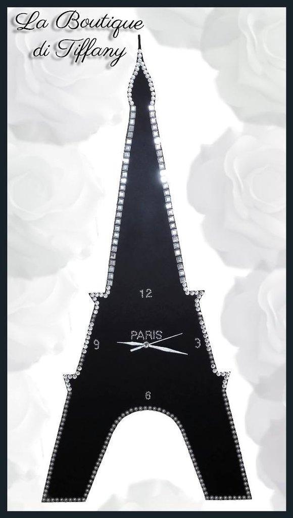Orologio torre eiffel