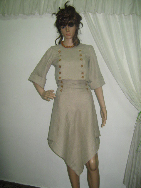 Biancheria elegante abito