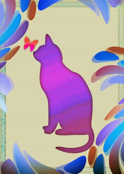 Stampa ad alta risoluzione – Violet