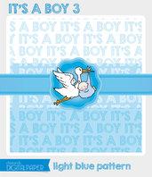 DIGITALPAPER A4 / CARTA DIGITALE - It's a Boy 3