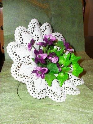 Bouquet di violette