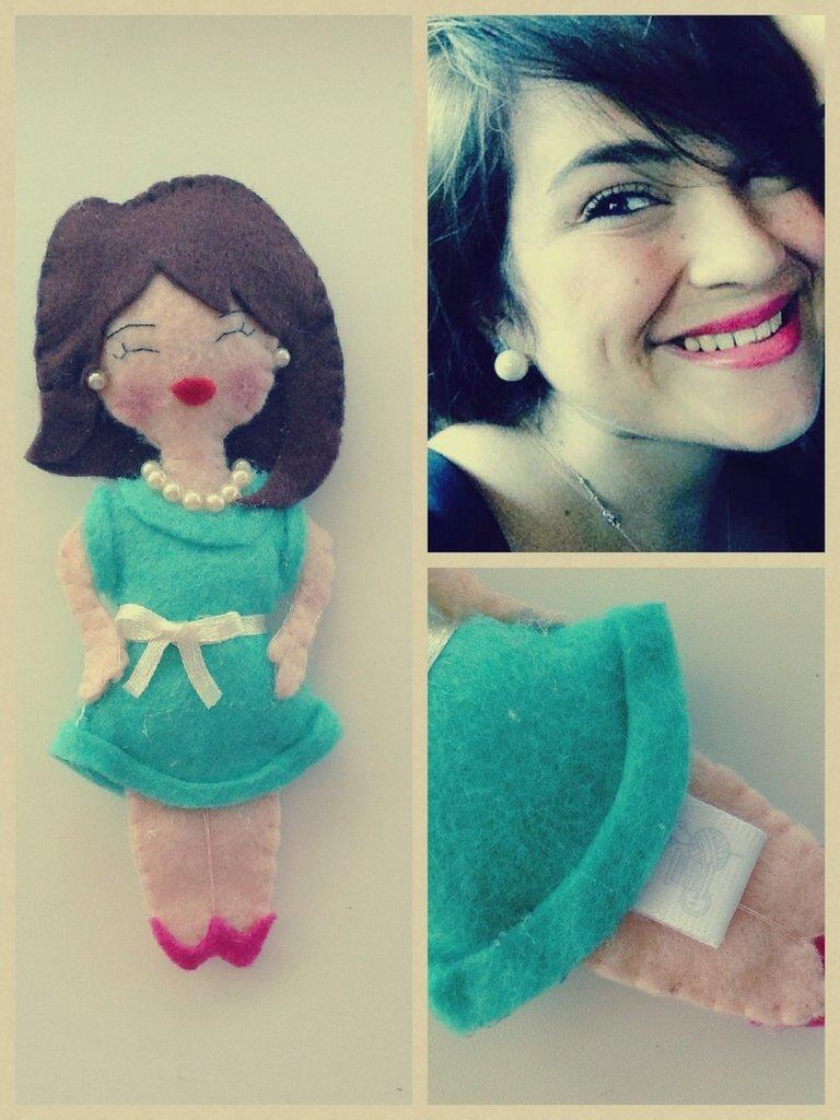 Jorgia Doll