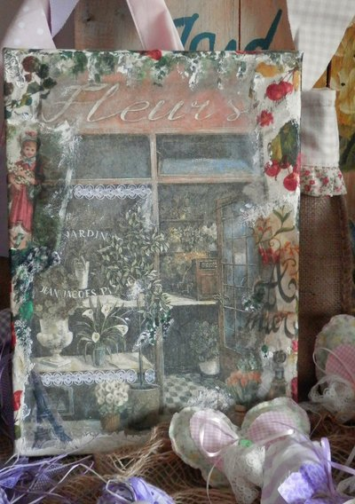 quadro boutique fleur's
