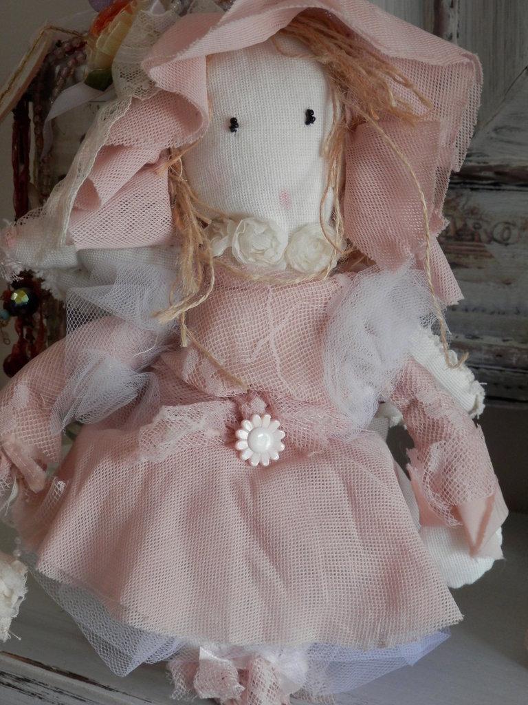 bambolina angelo Rosy
