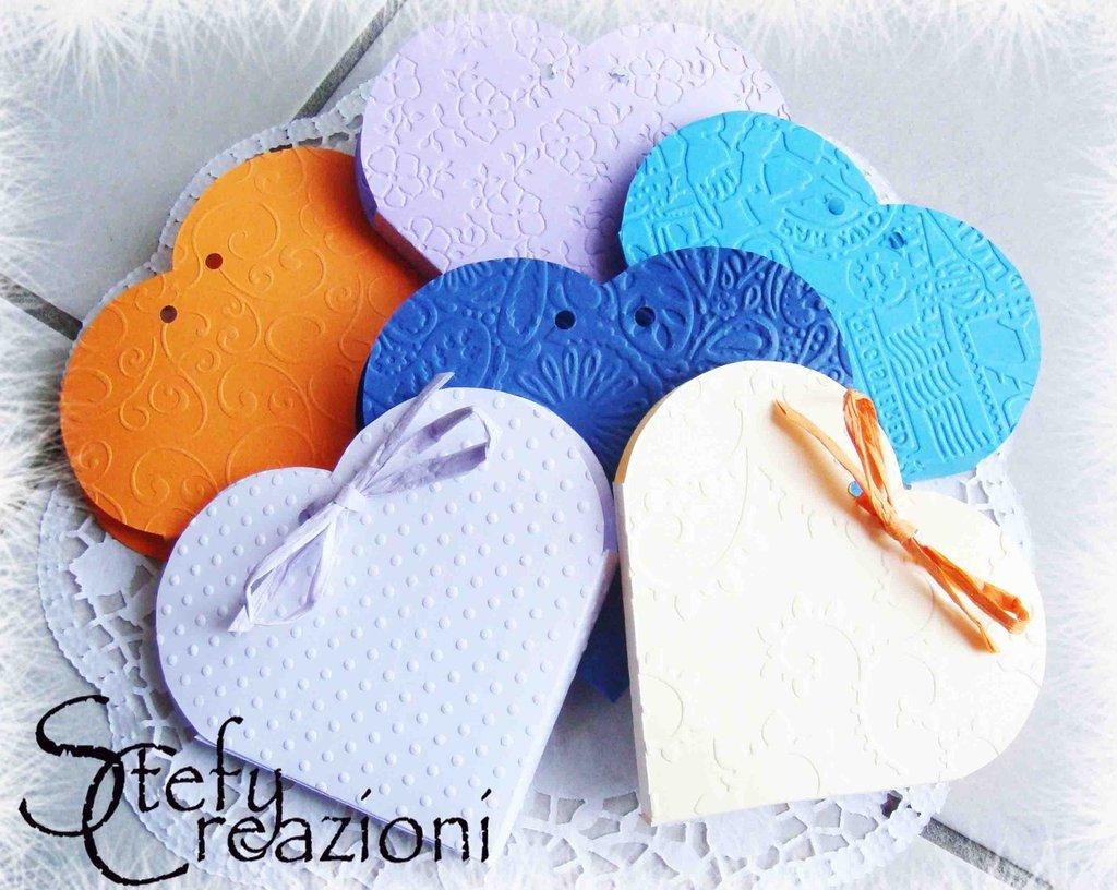 Conosciuto Scatoline Porta Confetti - Feste - Bomboniere - di Stefy Creazioni  GZ71