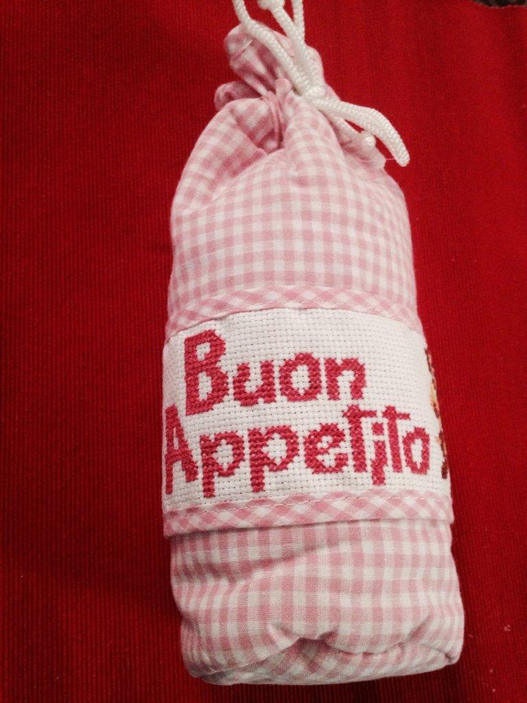 Porta-biberon Buon Appetito!