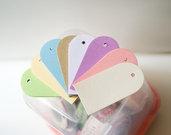 Ritagli di Carta, Sagome di Carta per Biglietti e Scrapbooking, Etichette Fai da Te, Abbellimenti di Carta 30 pezzi