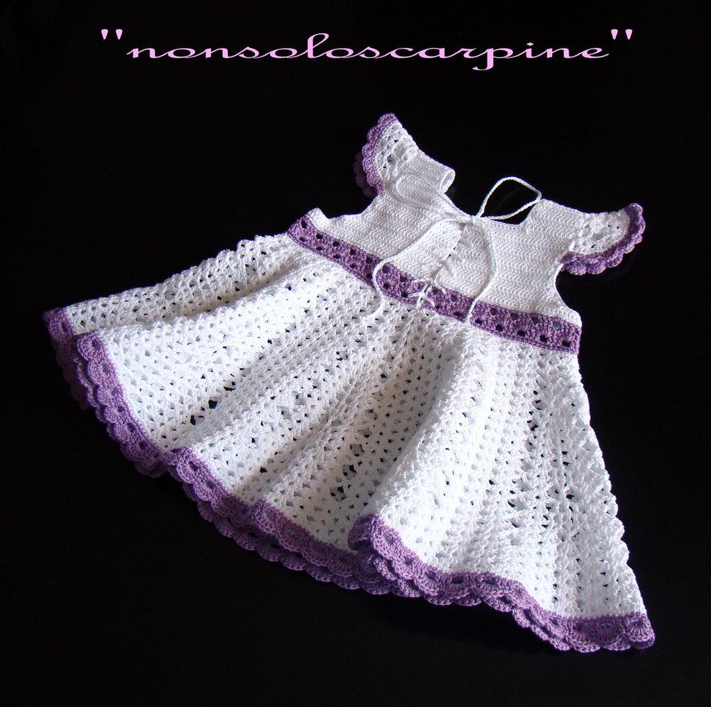 Vestito per neonata