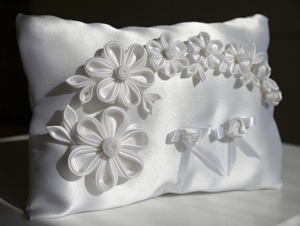 Cuscino portafedi
