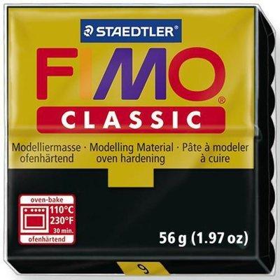 Fimo classic nero N 9