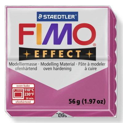 Fimo effect quarzo rubino N 286