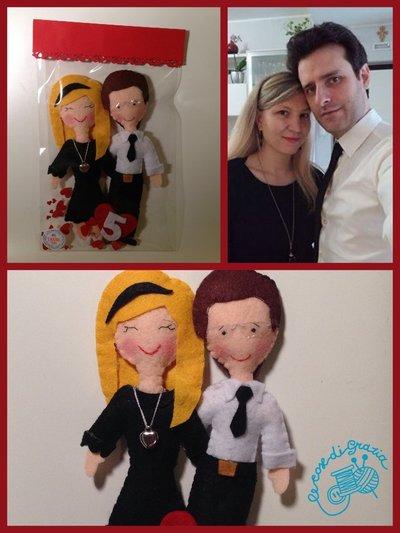Coppia Dolls
