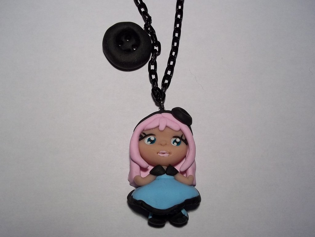COLLANA DOLL BOTTONCINA