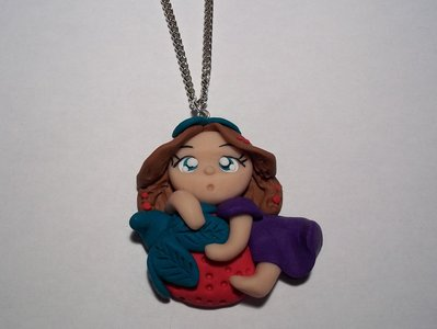 COLLANA DOLL CON FRAGOLA