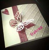 Partecipazione matrimonio nozze, invito, card