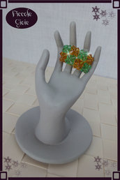Anello Verde/Giada