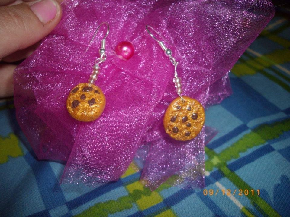 Orecchini Cookies