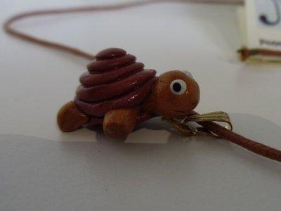 collana corta tartaruga Tiny pets