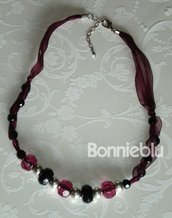 Collana Red Wine