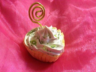 Porta memo Cupcake Kiwi