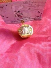 Porta memo Cupcake limone
