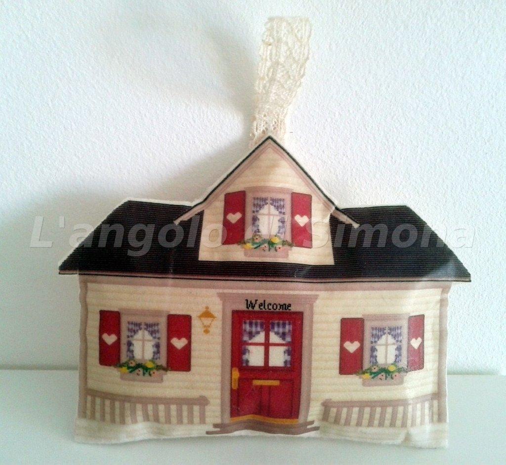 Decorazioni per porte e finestre per la casa e per te decorare su misshobby - Decorazioni natalizie per porte e finestre ...