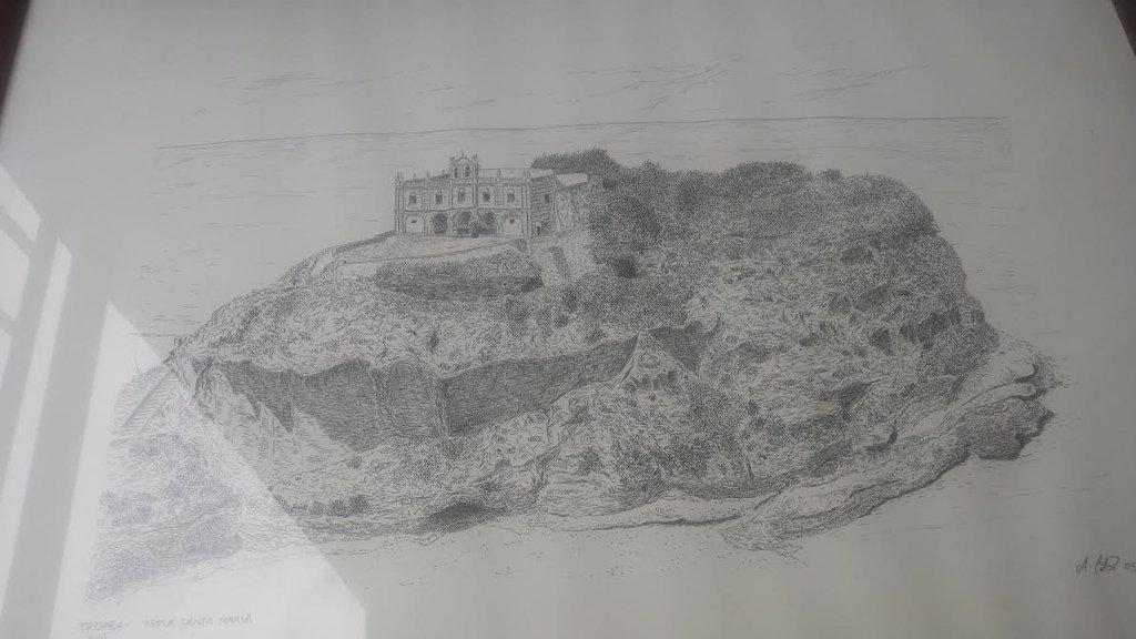 Isola Santa Maria-ALESSANDRO CALVANO