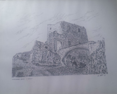Il castello-ALESSANDRO CALVANO