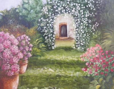 Il giardino dei ricordi-FRANCESCA VENA