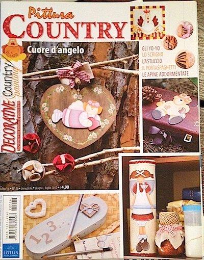 Pittura Country - giugno/luglio 2012