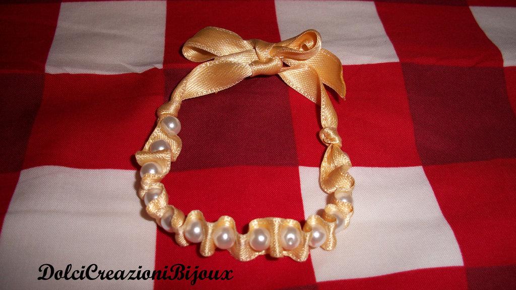 Bracciale di perle