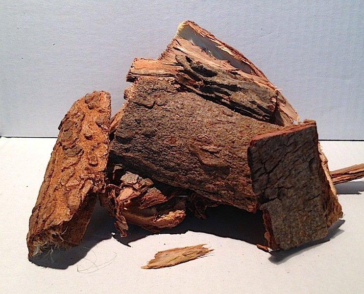 Corteccia naturale vari formati 250 gr