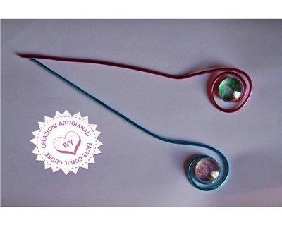 Spilloni per capelli in wire