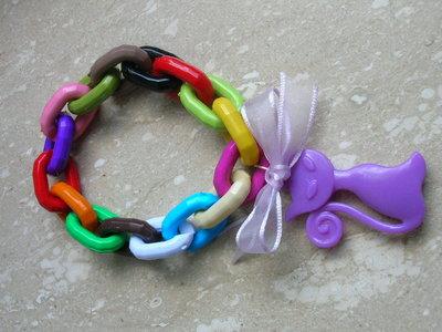 Bracciale CATENA multicolor teen-ager