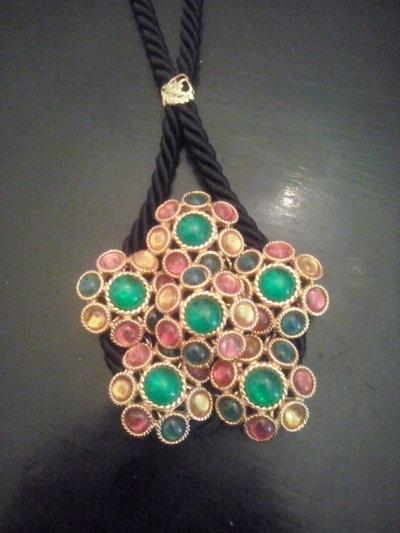 collana medaglione