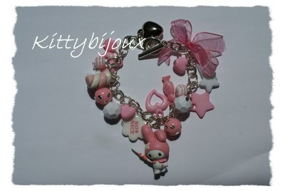 Bracciale My melody pink
