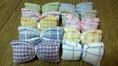 fiocchetti di lavanda e menta
