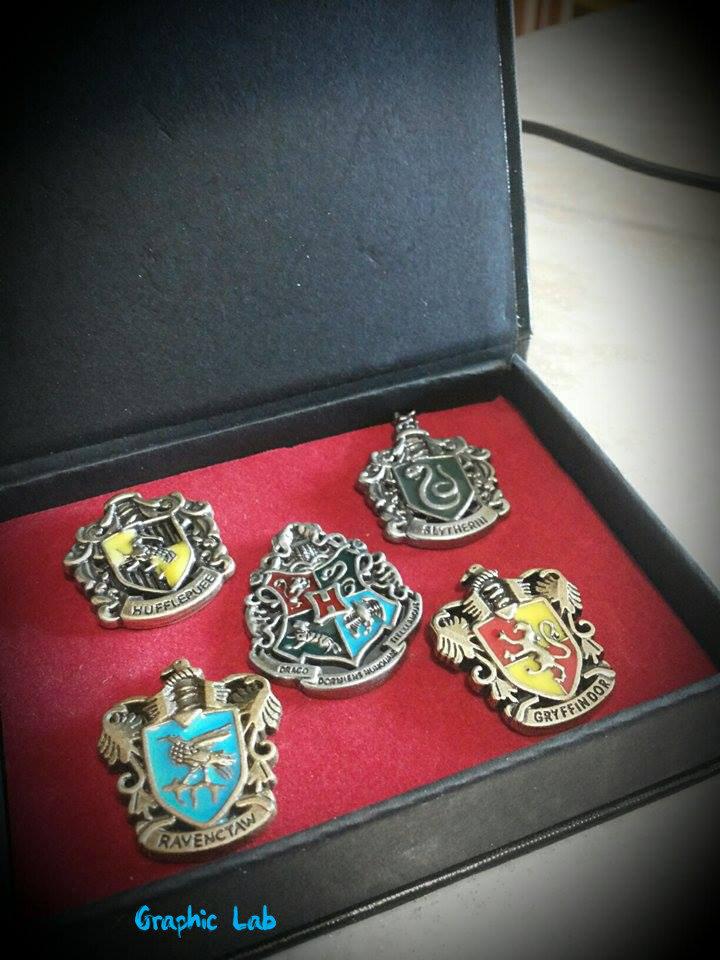 Spille delle case di Hogwarts Harry Potter