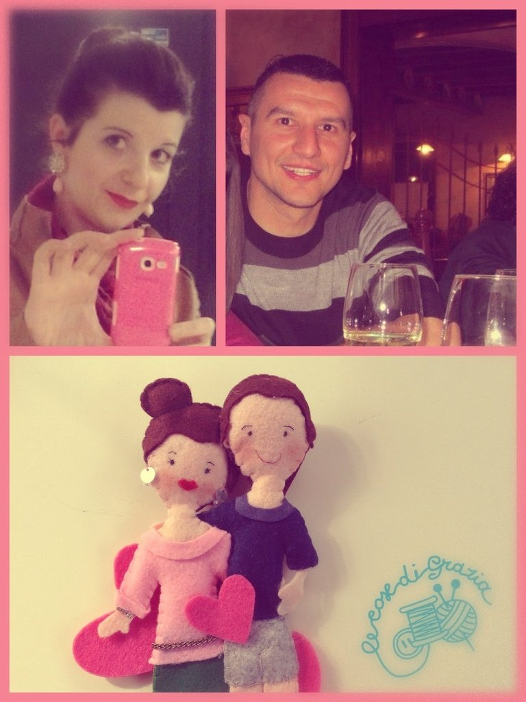 Dolls in love