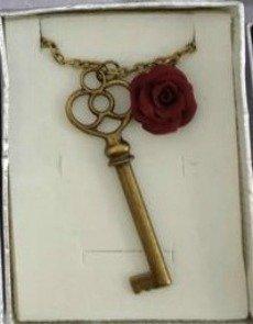 Collana chiave segreta