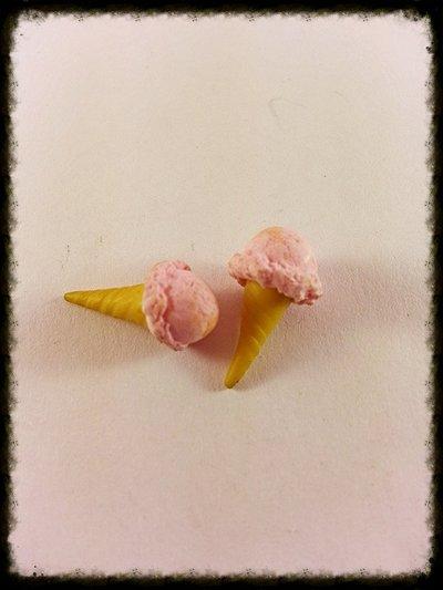 Miniature gelatini alla fragola -2 pezzi