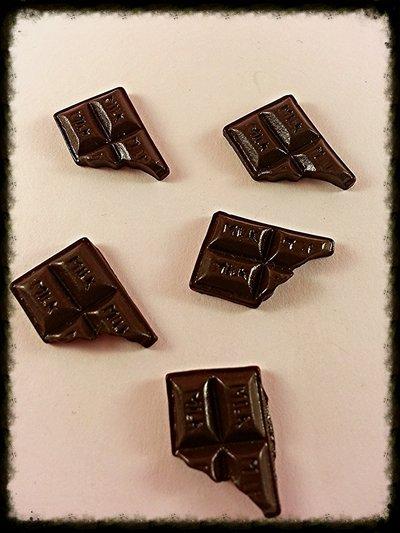 Cabochon cioccolatino milk